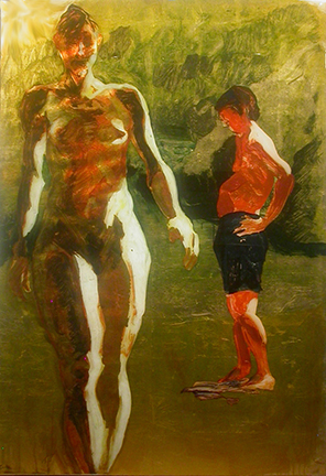 Eric Fischl Untitled