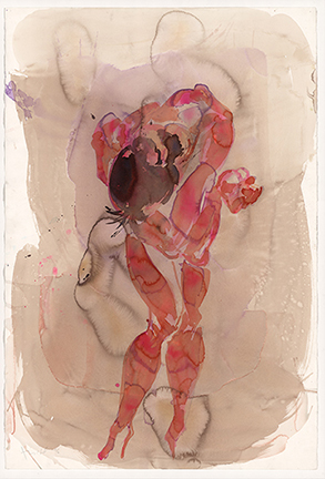 Eric Fischl Study for the Weight